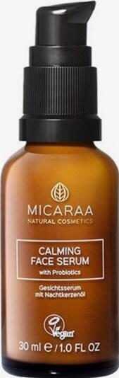 MICARAA Naturkosmetik Serum in transparent, Produktansicht