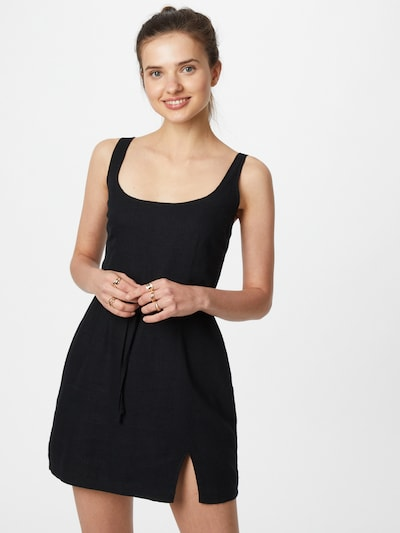 Abercrombie & Fitch Dress in Black, View model