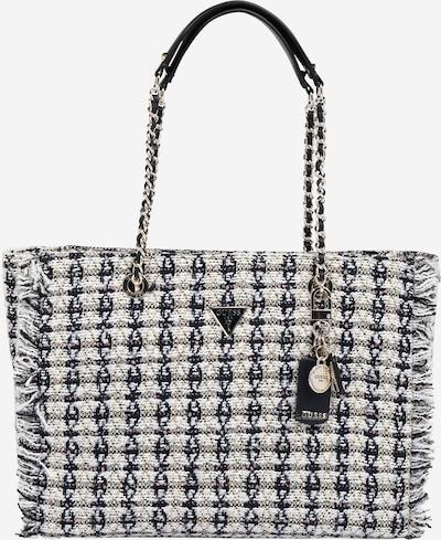 Pirkinių krepšys 'Cessily' iš GUESS , spalva - Auksas / juoda / balta, Prekių apžvalga