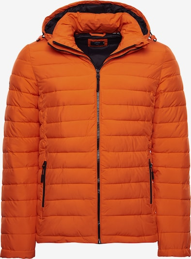 Superdry Kapuzenjacke in orange, Produktansicht