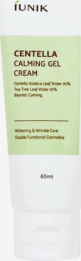 iUnik Creme 'Calming Gel' in weiß, Produktansicht