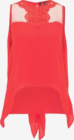 faina Top in rot, Produktansicht
