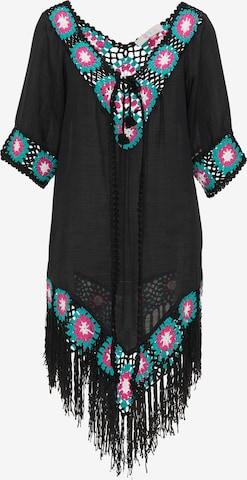 Kimono IZIA en noir