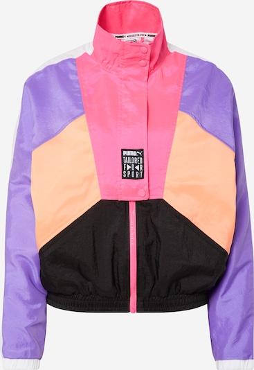 PUMA Jacken 'TFS OG Retro Track Jacket' in lila / pink, Produktansicht