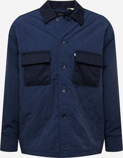 Geacă de primăvară-toamnă Levi's Made & Crafted pe bleumarin / albastru închis, Vizualizare produs