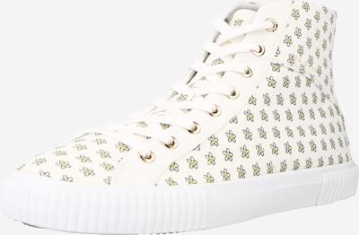 Sneaker înalt 'Kimial' Ted Baker pe galben / negru / alb / alb natural, Vizualizare produs