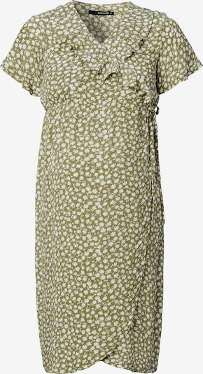 Supermom Kleid 'Flower' in grün / weiß, Produktansicht