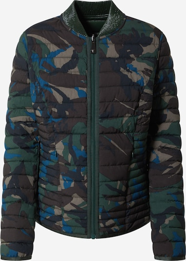 GUESS Between-season jacket 'Vera Reversible' in green / mixed colours, Item view