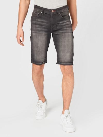Petrol Industries Jeans 'Jackson' in de kleur Black denim, Modelweergave