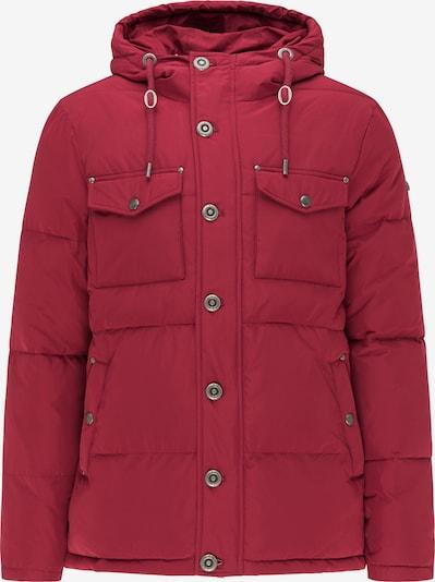 DreiMaster Maritim Winterjacke in rot, Produktansicht