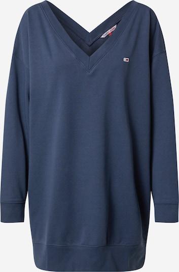 Tommy Jeans Šaty - námornícka modrá: Pohľad spredu
