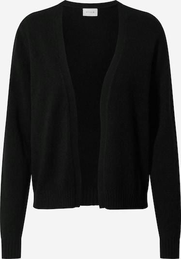 VILA Cardigan en noir, Vue avec produit