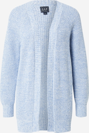 GAP Knit cardigan in Light blue, Item view