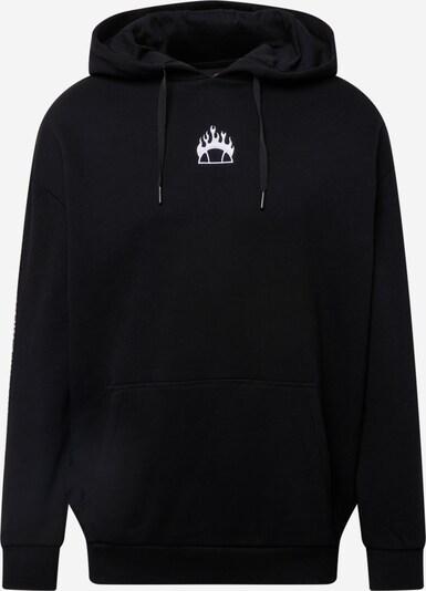 About You x Ellesse Sweatshirt 'Valerius Oversized Oh Hoody' in Black, Item view