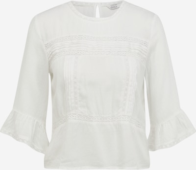Only (Petite) Bluse 'ANEMONE' i offwhite, Produktvisning