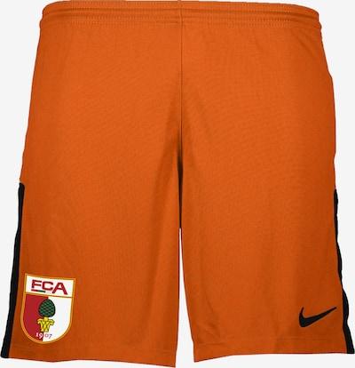 NIKE Hose in orange, Produktansicht