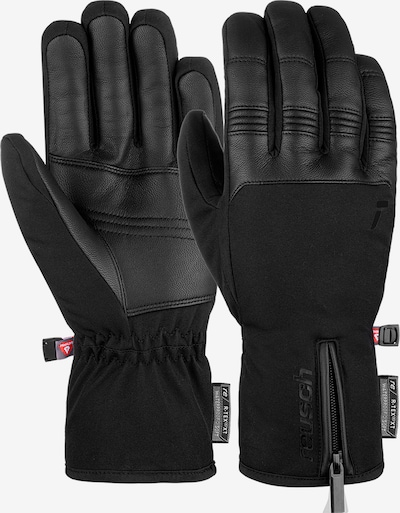 REUSCH Fingerhandschuhe 'Lotus R-TEX® XT' in schwarz, Produktansicht