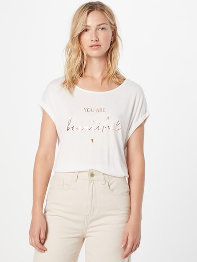 ABOUT YOU Shirt 'Layla' in White: Frontal view