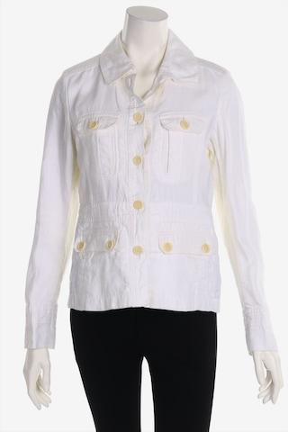 Henry Cotton's Jacke in M in Weiß