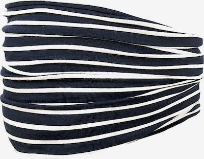 MAXIMO Multifunktionstuch in blau / weiß, Produktansicht