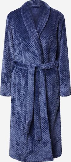 SCHIESSER Сутрешен халат в синьо, Преглед на продукта