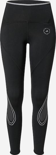 adidas by Stella McCartney Pantalon de sport en noir / blanc, Vue avec produit