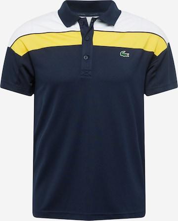 Tricou funcțional de la Lacoste Sport pe albastru