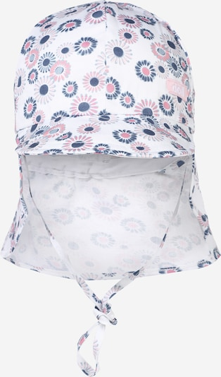 DÖLL Hat in Navy / Light pink / White, Item view