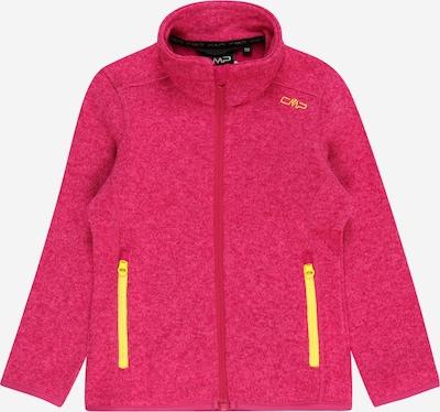 CMP Funkčná flisová bunda - žltá / ružová, Produkt