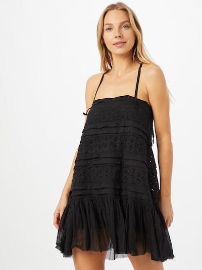 Free People Kleid 'SHAILEE' in schwarz, Modelansicht