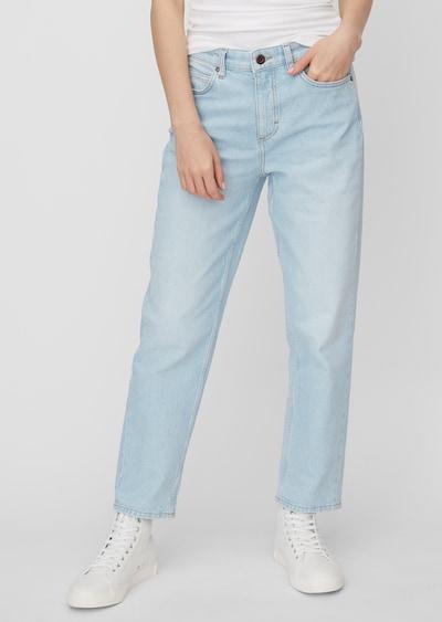 Marc O'Polo Jeans 'HETTA' in de kleur Blauw denim, Modelweergave