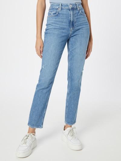 PAIGE Jeans 'Sarah' in blue denim, Modelansicht