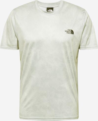 THE NORTH FACE Camiseta funcional 'REAXION' en gris / negro / blanco, Vista del producto