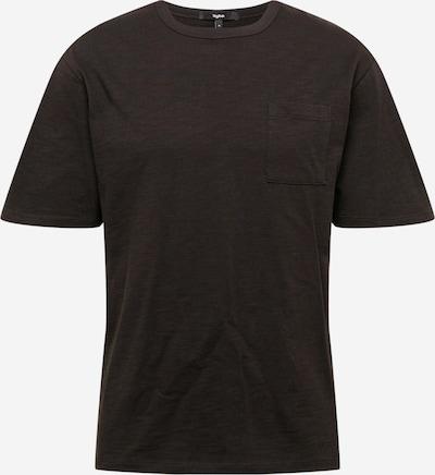 Tricou tigha pe negru, Vizualizare produs