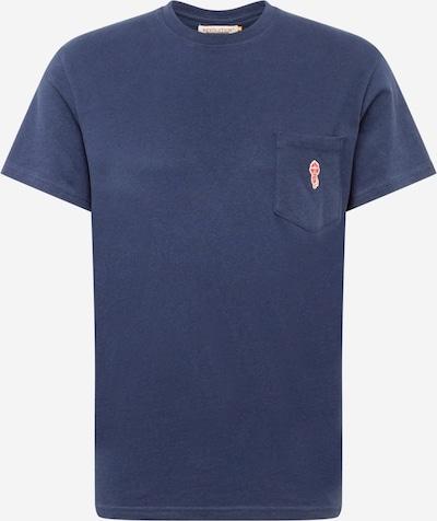Revolution Camiseta en azul oscuro, Vista del producto