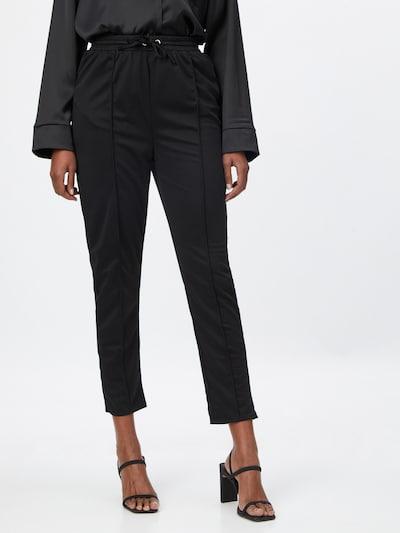 Missguided Hose in schwarz, Modelansicht