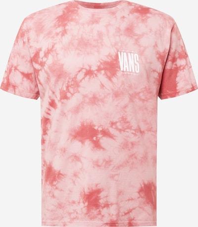 VANS T-Shirt in rosa / grenadine, Produktansicht