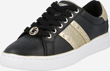 GUESS Sneakers 'BEVLEE' in Black
