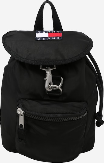 Tommy Jeans Rucksack 'Heritage' in schwarz, Produktansicht