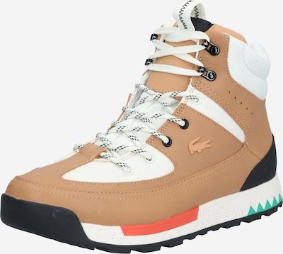 LACOSTE Sneaker 'Urban Breaker' in hellbraun / offwhite, Produktansicht