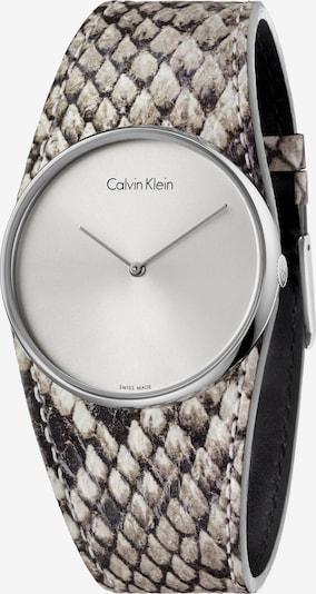 Calvin Klein Quarzuhr in grau, Produktansicht
