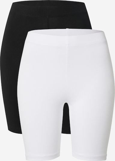 Gina Tricot Legíny - čierna / biela, Produkt