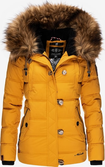 Giacca invernale 'Zoja' NAVAHOO di colore giallo, Visualizzazione prodotti
