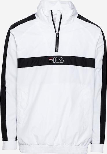 FILA Sportjas 'JAMARI' in de kleur Rood / Zwart / Wit, Productweergave