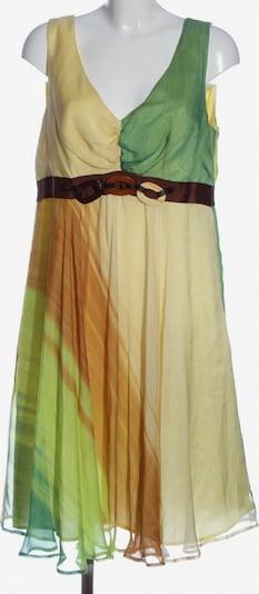 Blacky Dress Dress in XXL in Cream / Green / Light orange, Item view