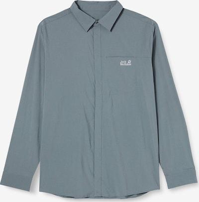 JACK WOLFSKIN Shirt in de kleur Grijs, Productweergave