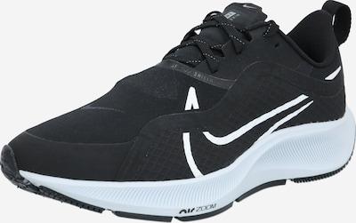 NIKE Chaussure de course 'Air Zoom Pegasus' en noir / blanc, Vue avec produit