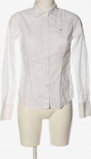 TOMMY HILFIGER Langarmhemd in S in weiß, Produktansicht