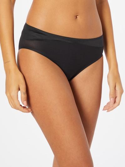 SLOGGI Bikinibroek in de kleur Zwart, Modelweergave