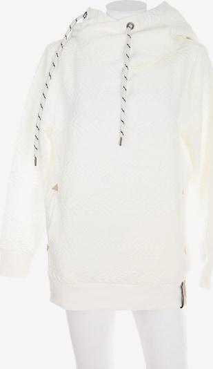 17&co. Sweatshirt & Zip-Up Hoodie in L in Off white, Item view